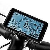 Das-Kit Display C7 Pantalla para Bici eléctrica con Controles incluidos, Compatible con NCM...