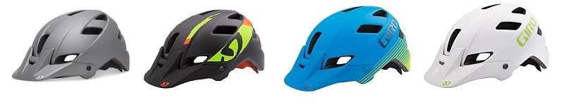 Casco Giro Feature Mountain Bike