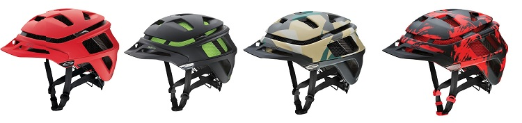 Smith optics forefront Cascos