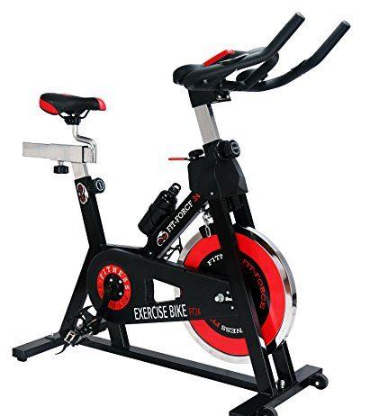 Bici de spinning Fit Force X24KG