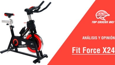 review de las caracteristicas y beneficios de la bicicleta de spinning fit force x24 para uso domestico