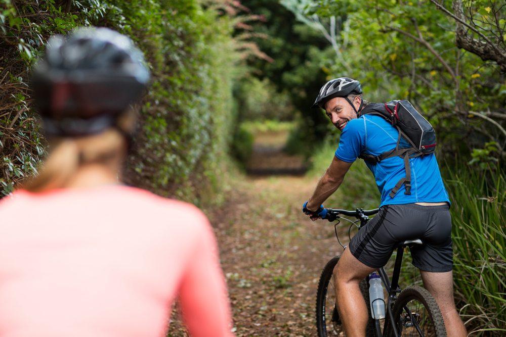 mochila hidratación ciclistas