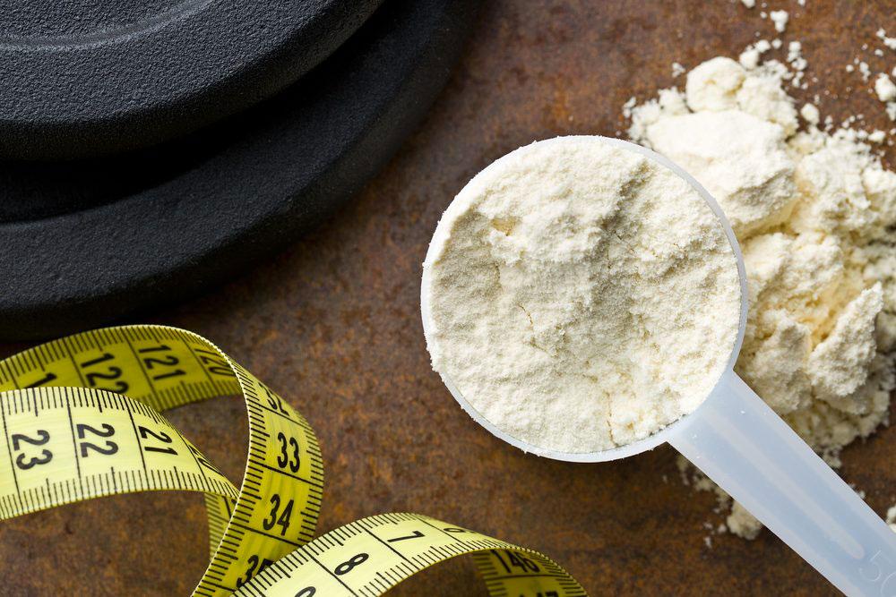 cazo de proteina de suero de leche