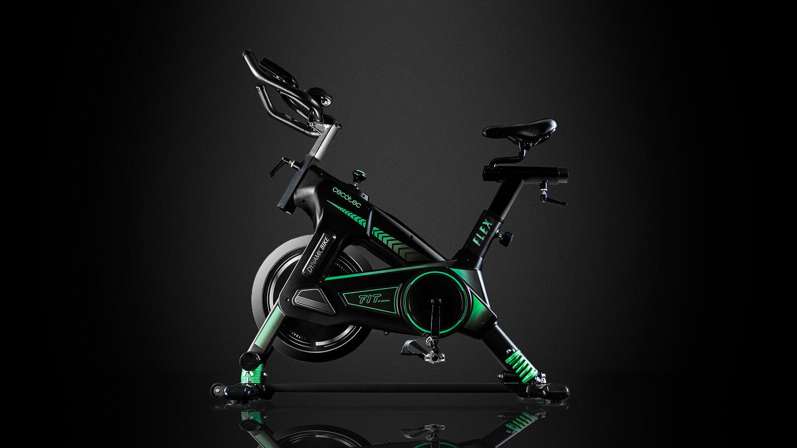 Bicicleta de spinning de la marca Cecotec