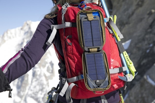 Paneles solares Powertraveller Solarmonkey