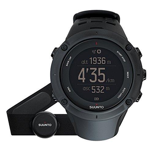 a9c223f9a El Suunto Ambit3 Peak, al igual que el Garmin Fenix 3, es un verdadero reloj  de senderismo ABC (Altímetro, Barómetro, Brújula) que también incluye una  ...