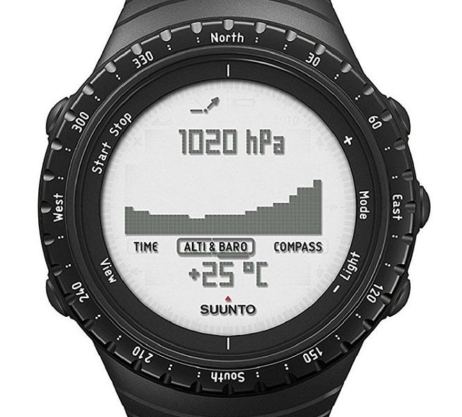 mejor reloj con altímetro