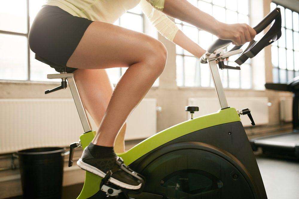 altura asiento bici spinning