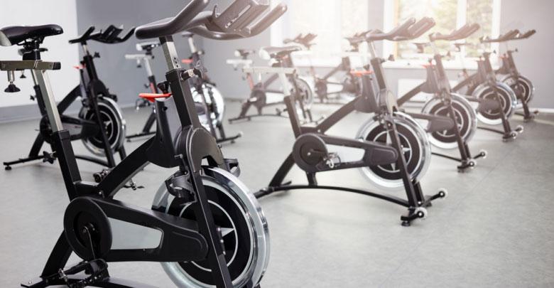 bicicleta de spinning para interiores