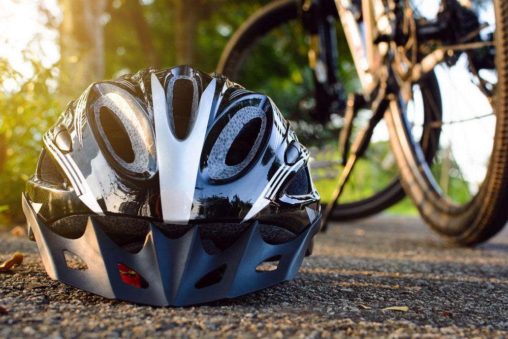 casco para ciclismo de carretera