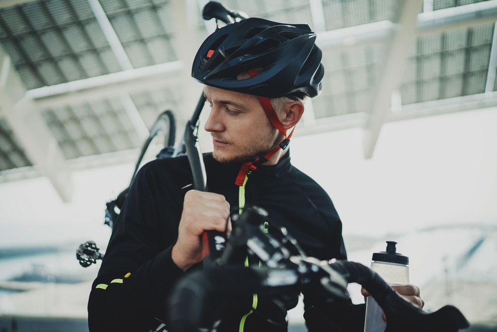 protección básica que garantice la seguridad para ciclistas